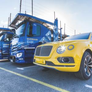 Company Vehicle Fleet Leasing
