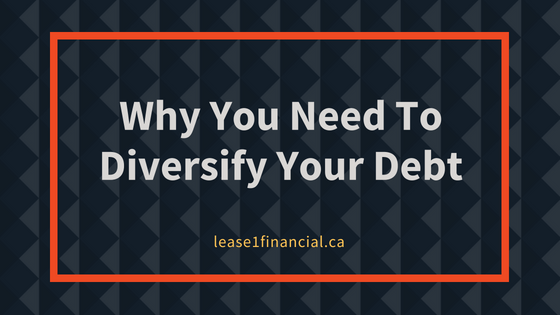 Why You Need To Diversify Your Debt